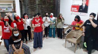 Dukungan Giring Capres 2024 Bergema dari Rumah Kreatif Emiliana Sri Wahjuni