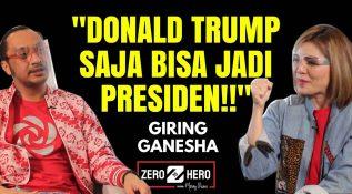 Giring di Merry Riana Part #2 - Donald Trump Saja Bisa Jadi Presiden!!