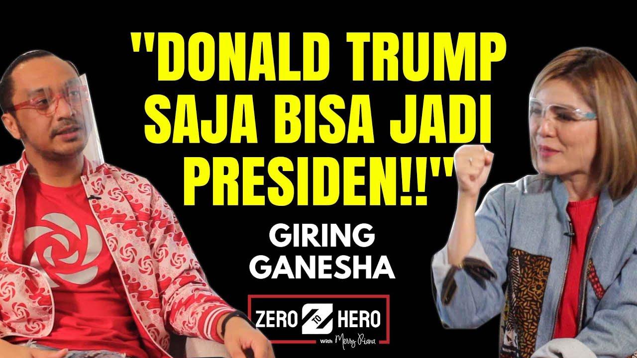 Giring di Merry Riana Part #2 – Donald Trump Saja Bisa Jadi Presiden!!