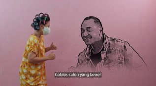 9 Desember Coblos Calon Yang Bener