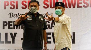 Olly Dondokambey dan Steven Kandouw Siap Lanjutkan Keberhasilan Membangun Sulawesi Utara