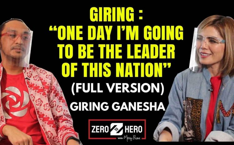 Giring di Merry Riana Lengkap – One Day I'm Going To Be The Leader Of This Nation