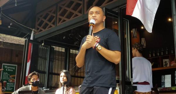 Saran Giring untuk Industri Musik di Kutai Kartanegara