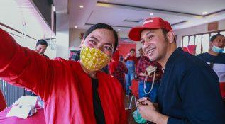 Masuk 10 Besar Survei Hasil Elektabilitas Capres, Giring Ganesha Bayangi Prabowo-Ganjar-Ridwan Kamil