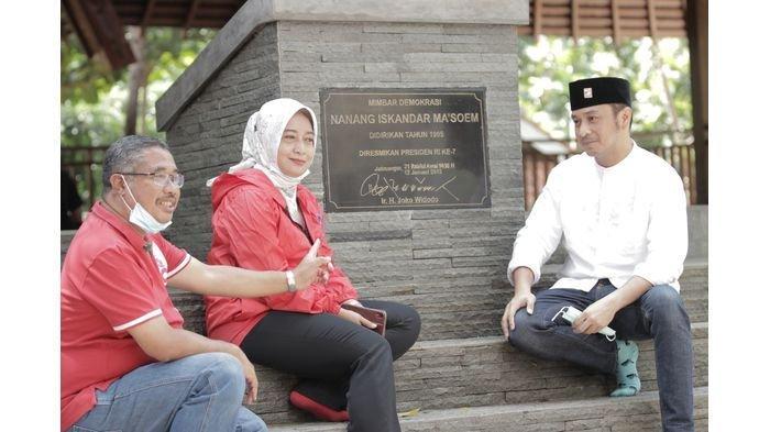 PSI Dukung Yena Iskandar Masoem – Atep di Pilkada Kabupaten Bandung