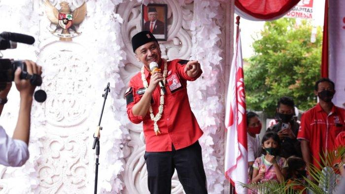 Giring Ganesha Datang ke Surabaya untuk Pastikan Kemenangan Eri Cahyadi-Armuji