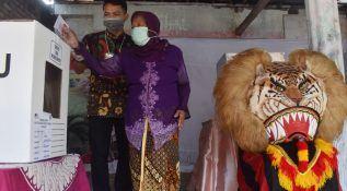 Berdasarkan Rekapitulasi KPU, Sugiri-Lisdyarita Menang di Pilkada Ponorogo