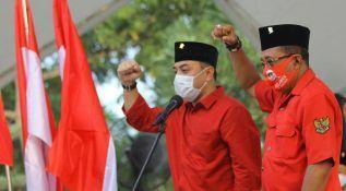 Eri-Armuji Ditetapkan sebagai Pemenang Pilkada Surabaya 2020