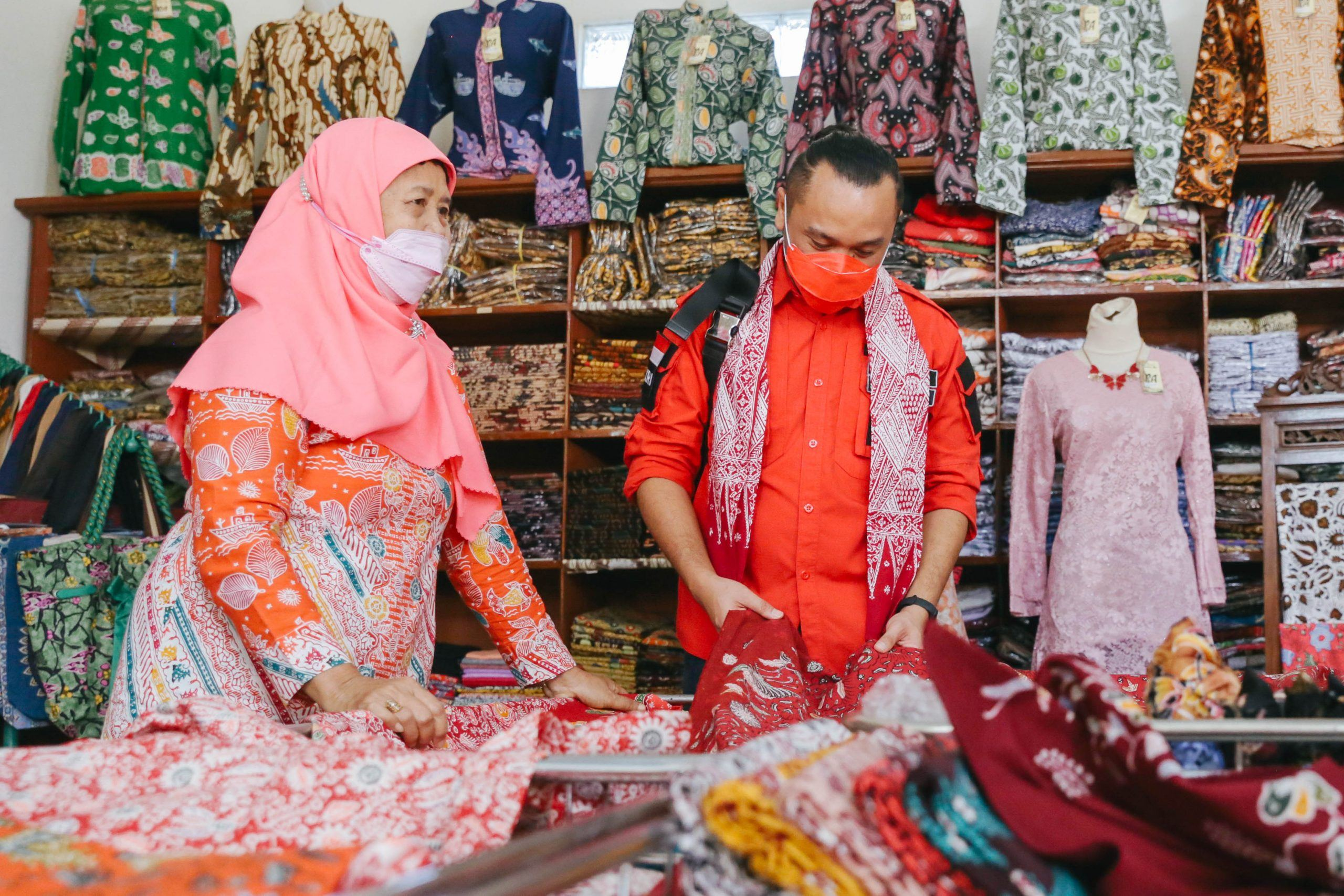 Ketum PSI Bro Giring: Safari Tour De Java Ke Indramayu