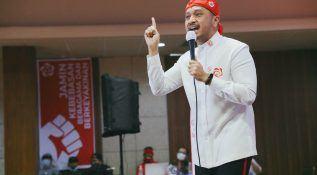 DPW dan DPD PSI Jawa Barat Resmi Dilantik