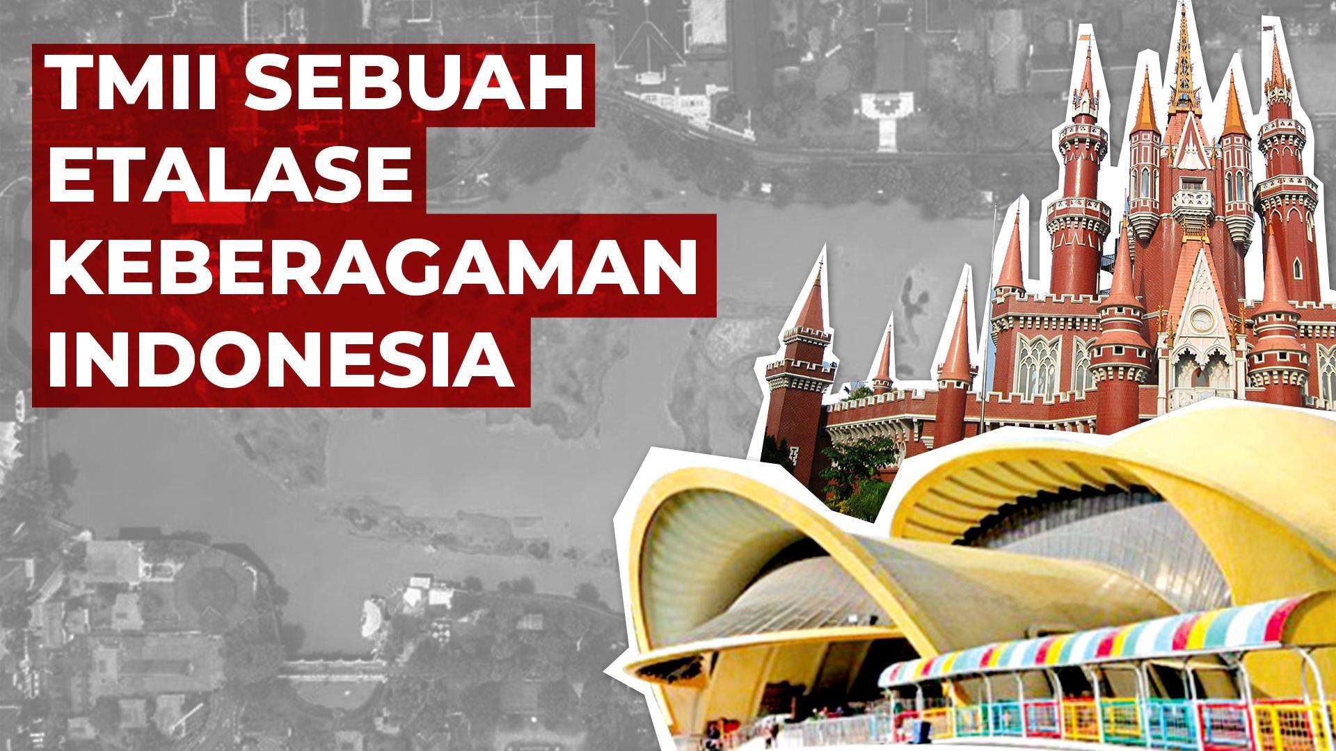 TMII Sebuah Etalase Keberagaman Indonesia