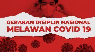 Gerakan Disiplin Nasional Melawan COVID-19