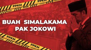 Buah Simalakama Pak Jokowi