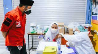 Giring Minta Kader PSI Awasi Penanganan Covid-19 di Daerah