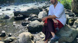 Giring Kepincut Keindahan Alam Kabupaten Karangasem Bali