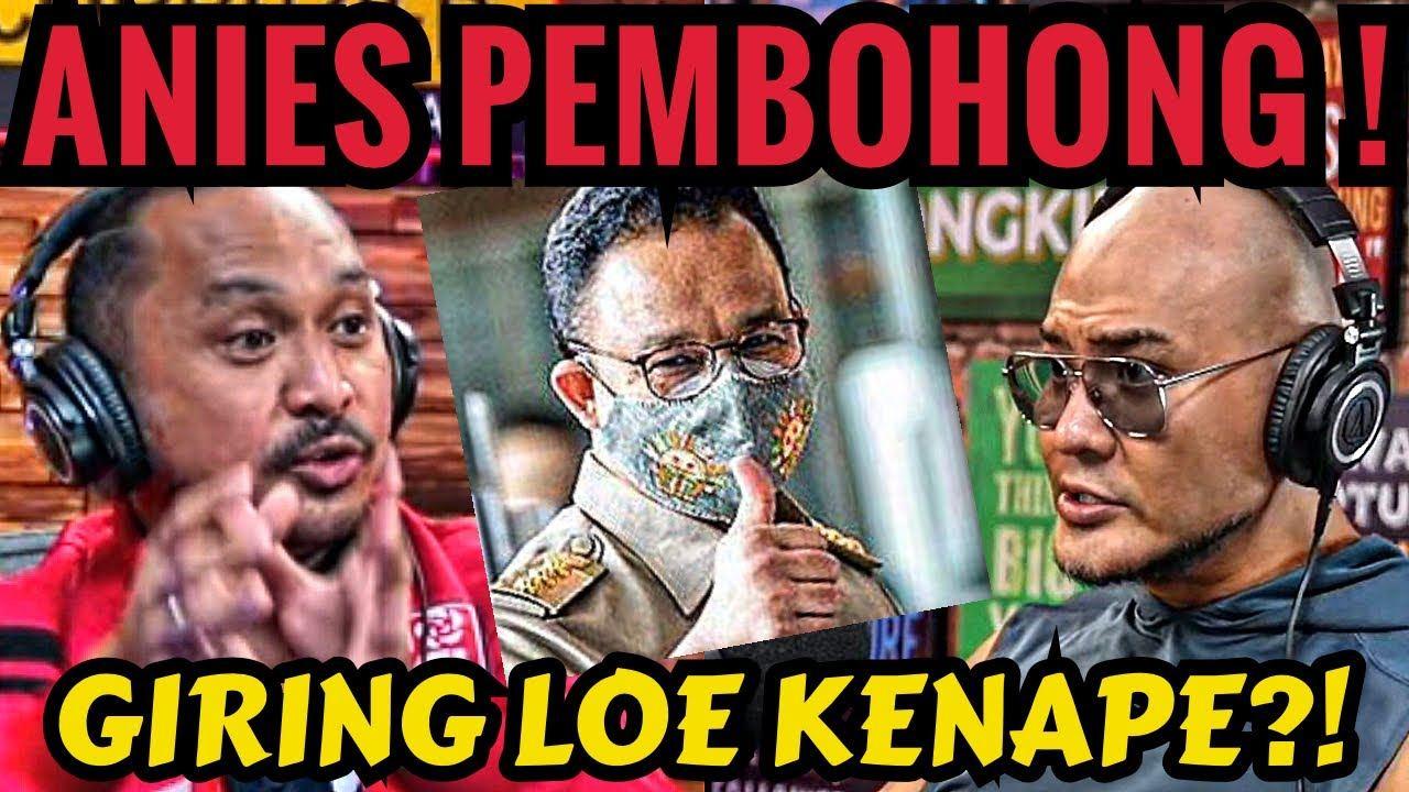 Anies Baswedan Tukang Bohong!! Giring Debat Deddy Corbuzier