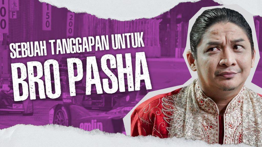 Sebuah Tanggapan Untuk Bro Pasha