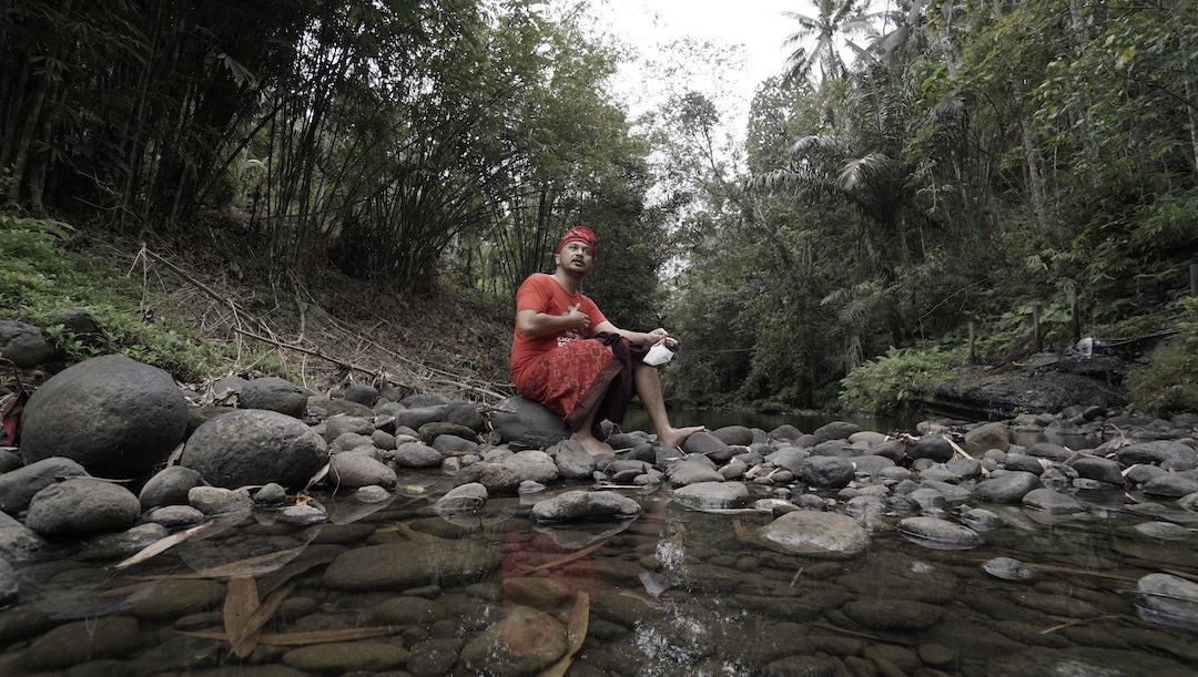 Giring Ganesha Terpesona Keindahan Alam Karangasem Bali yang Belum Terjamah